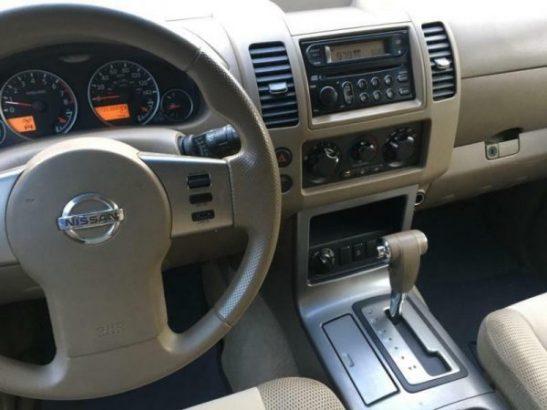 NISSAN PATHFINDER 2007 JEEP 4.O PETROL – Pathfinder Jeep