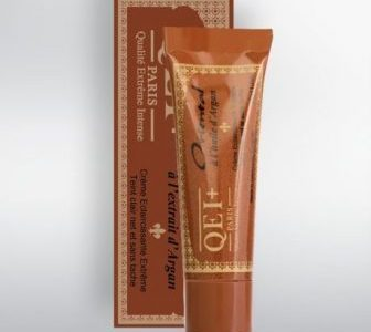 Qei Oriental With Argan Oil Strong Toning Cream