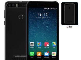 "Leagoo Kiicaa Power 4000mAh 5.0"" HD MT6580A Quad Core Android 7.0 2GB RAM 16GB ROM 8.0MP Mobile Pho"