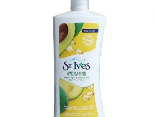St Ives Hydrating VitaminE & Avocado Body Lotion 621ml X 4