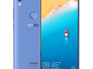 Tecno Camon CM-5.7inch HD,Android 7.0,(4GLTE),Daul Nano Sim,13mp Front And 13mp Back Camera, 2GB RAM