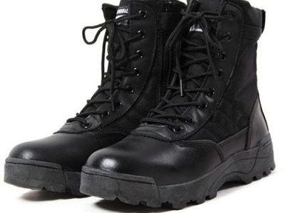 Men Military Boots Special Forces Tactical Desert Combat Outdoor Shoes Snow Infantry