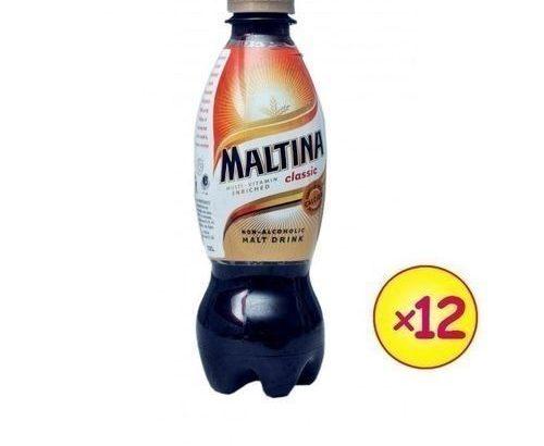 Maltina Classic Non-Alcoholic Malt Drink – 12 Pet Bottles Of Maltina