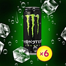 Monster Energy Drink X6