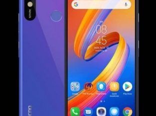Tecno Spark 3, 6.2-Inch Fullview (16GB ROM + 1GB RAM) Android 8.1 Oreo(Go Edition), (13MP+2MP)+8MP,