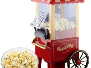 Vintage Retro Electric Popcorn Maker Popper Counter top Machine