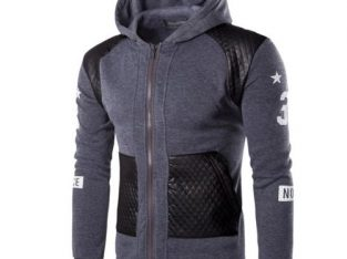 Long Sleeve Hoodie for men