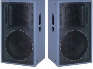 Sound Prince Professional Loud Speaker – Pair – SP – 115