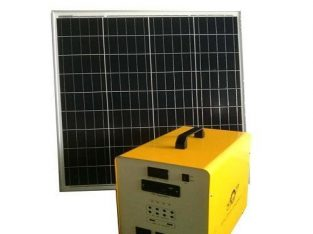 SALPHA ENERGY SOLAR HOME SYSTEM – POWERFLO 45 – 80 WATTS