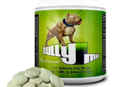 Bully Max Muscle Supplements For Dogs