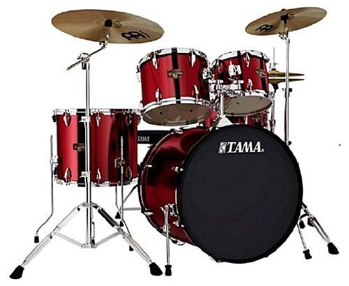Tama Professional Tama Imperial Star 5pc Drum Set