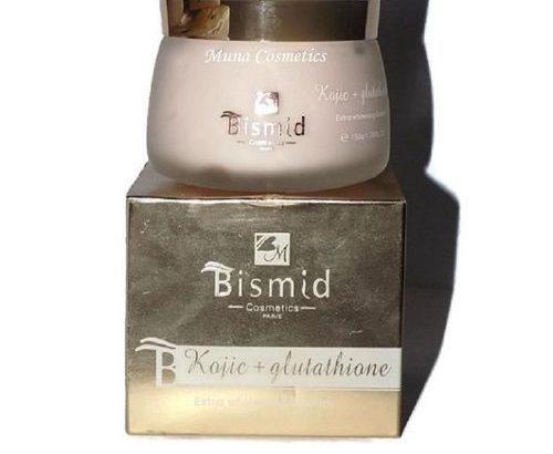 Bismid Cosmetics Extra Whitening Kojic + Glutathione Cream
