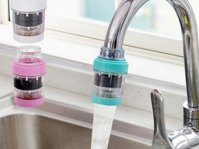 Household Kitchen Tap Water Purifier Filter