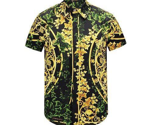 Ankara Styles Shirts For Men – Multi