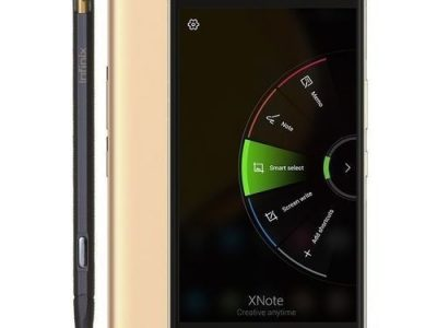 Infinix Note 4 Pro – (X571) 5.7″ (3GBRAM + 32GB ROM) With X-pen & Case