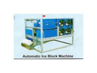 Automatic Ice Block Machine
