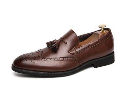 Oxford Shoes // Men's Leather Shoes // Dress Shoes