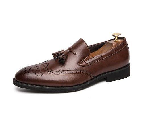 Oxford Shoes // Men's Leather Shoes // Dress Shoes