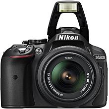 Nikon D5300 DSLR Camera With AF-P 18-55mm Lens + 32GB