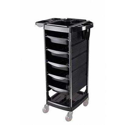 Salon Spa Trolley Black