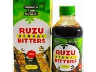 Ruzu Herbal Bitters For Strong Erection – 350ml