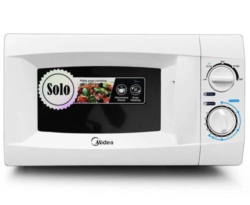 Midea MM720 20-Litre Microwave Oven – White