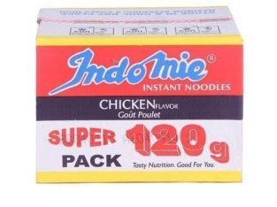 Indomie Super Pack Chicken Noodles – 120g (1 Carton)