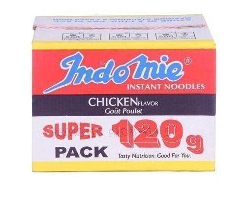 Indomie Super Pack Chicken Noodles – 120g (1 Carton)