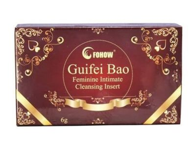 Fohow Guifei Bao – Princes Pearl: Fibroid, Infertility, Tubal Blockage