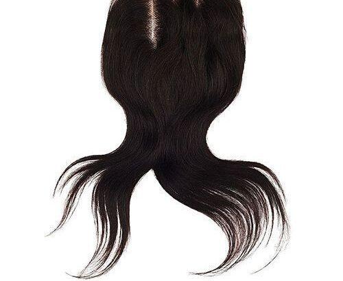 8′ Inches Human Hair Closure – Brazilian