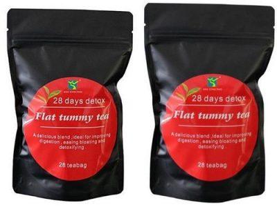 Flat Tummy Tea 28 Bags (2 Packs)