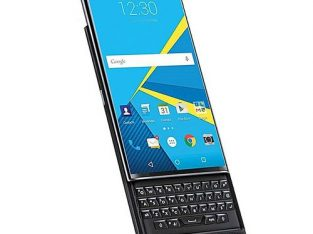 Blackberry Priv 5.4 Inch Cellphone 3GB RAM 32GB ROM 4G Lte Mobile Phone