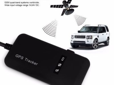 Car GPS Tracker GT02 Google Link Real Time Address Tracking For Car Auto Vehicle Motorcycle GPS Trac