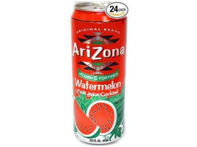 Arizona Arizona Fruit Cocktail Juice, 680ml Of 24 Cans