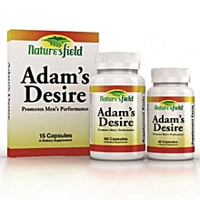 Nature'S Field Adam's Desire For Sexual Enhancement