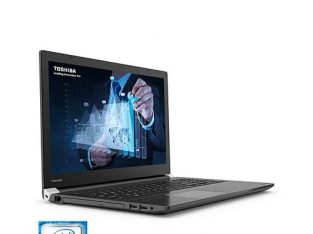 Toshiba Laptop 15.6 Inch ,1 TB,8 GB RAM,Intel 8th Generation Core I7,Windows,Black – TECRA A50-E