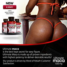 Ultimate Maca For Bigger Butts And Hips – For Women Of Class