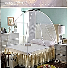 General Bed Net Simple Romantic Round Mosquito Net Protect