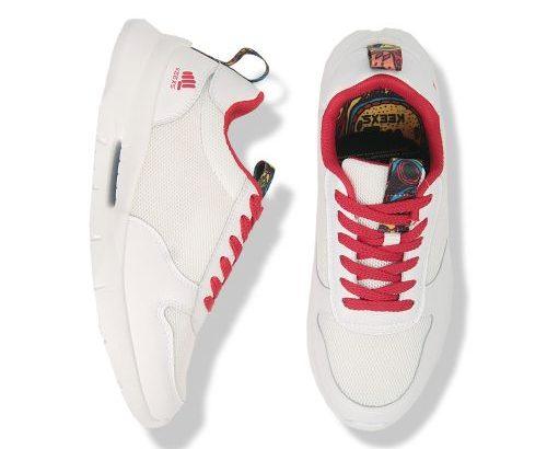 Keexs Wyte Active Unisex Sneakers