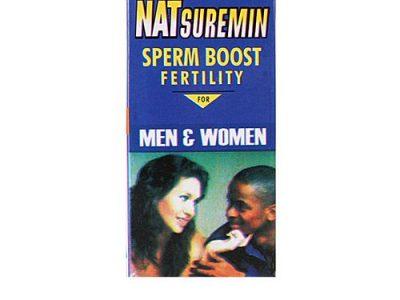 Natsuremin SPERM BOOSTER FERTILITY FOR MEN & WOMEN