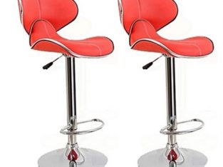BAR STOOL CHROME EFFECT (2 Pairs)