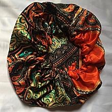 Niode Satin Satin Bonnet Sleep Cap Or Hair Bonnet