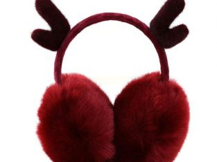 Ear Muffs Winter Fall Cute Warm-Keeping Earmuffs Christmas