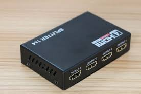 HDMI Splitter 1X4 4 Port Full HD Hub