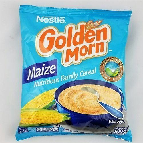 Nestle Golden Morn Carton – 500g (x 12)