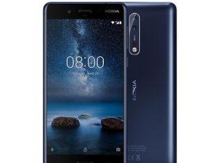 "Nokia Global Version Nokia 8 5.3"" IPS Mobile Phone Snapdragon 835 4GB 64GB 13MP Camera 3090mAh Andr"