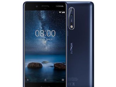 "Nokia Global Version Nokia 8 5.3"" IPS Mobile Phone Snapdragon 835 4GB 64GB 13MP Camera 3090mAh Andr"