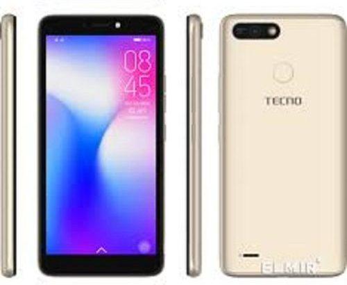 Tecno POP 2F(B1F)-5.5″ TOUCHSCREEN -16GB ROM + 1GB RAM -8MP + 5MP-FACE UNLOCK/FINGERPRINT-2400MAH-ch