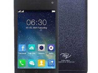 Itel 6910 4.0 Inch (8MB ROM + 8MB RAM) 2MP + 1.3MP Dual SIM 2G Phone Dark Blue