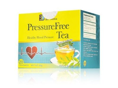 Bf Suma PressureFree Tea Healthy Blood Pressure – 20 Tea Bags
